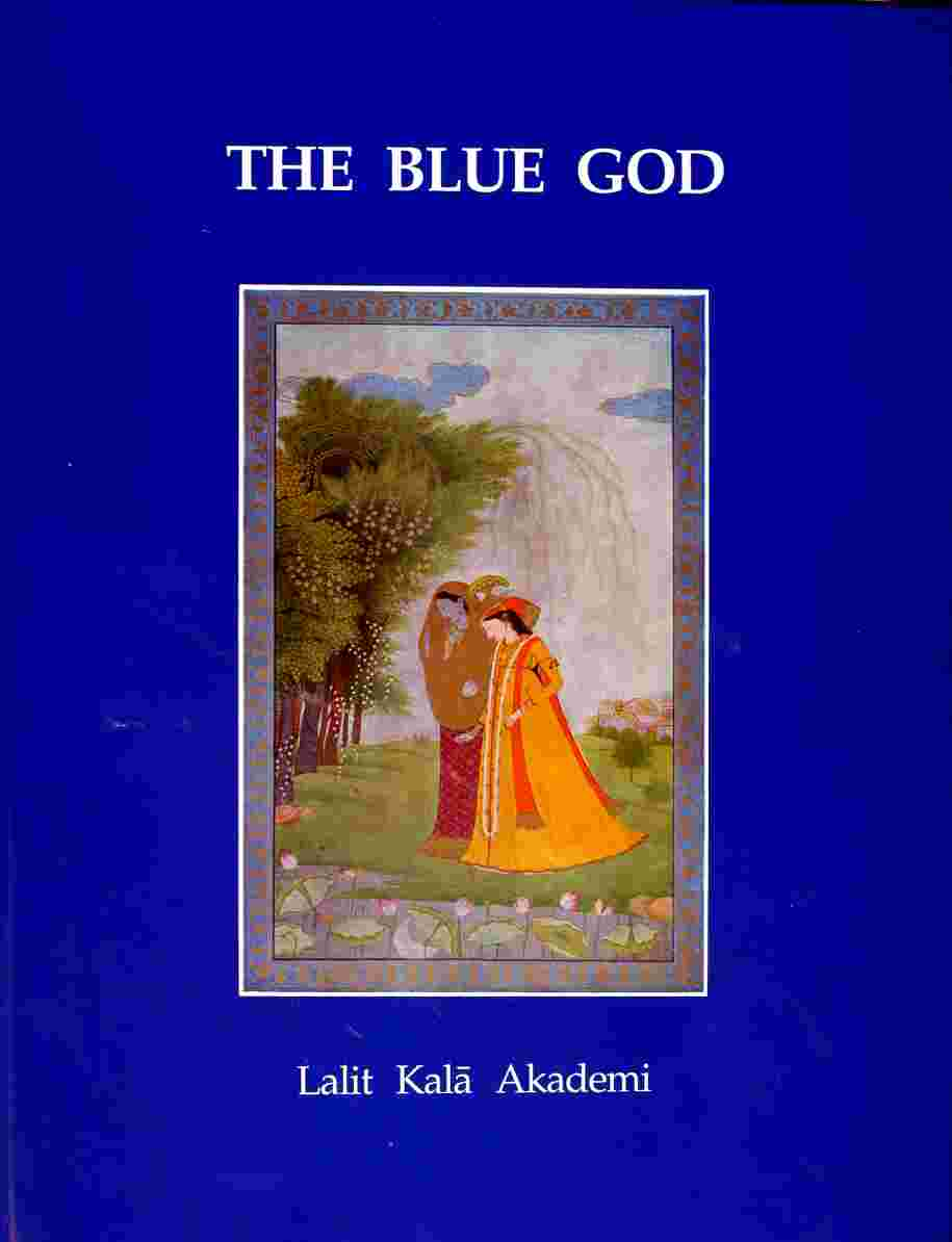 Book The Blue God